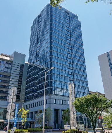 堺市役所展望台ロビー