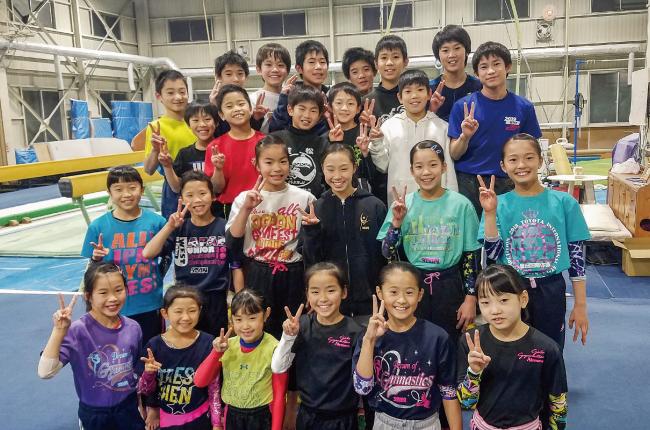 笠松体操クラブ