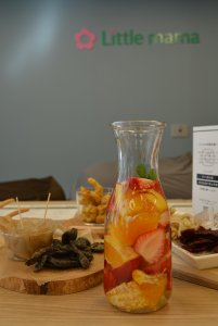 サングリア風日本酒