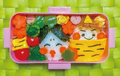 山本さんお弁当