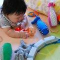 生後6ヵ月の赤ちゃんの成長って?6ヵ月の新生児の成長の目安や特徴を紹介!