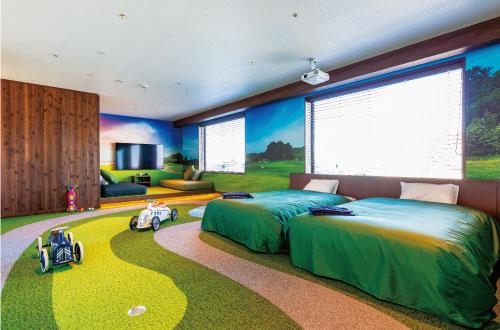 ホテルstay